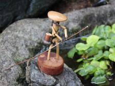 雨の釣り人4