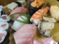 お寿司・握り 税込価格