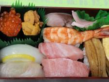 寿司屋のフランス語